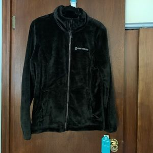 Free Country Medium Heather Butter Pile Jacket